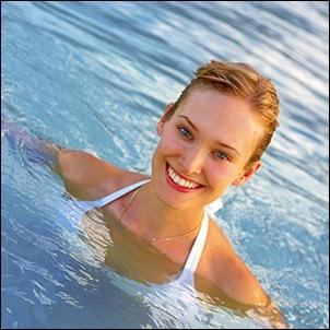 польза купаний