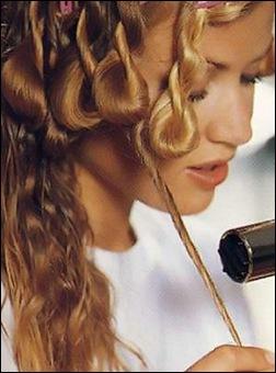 Накручивание волос