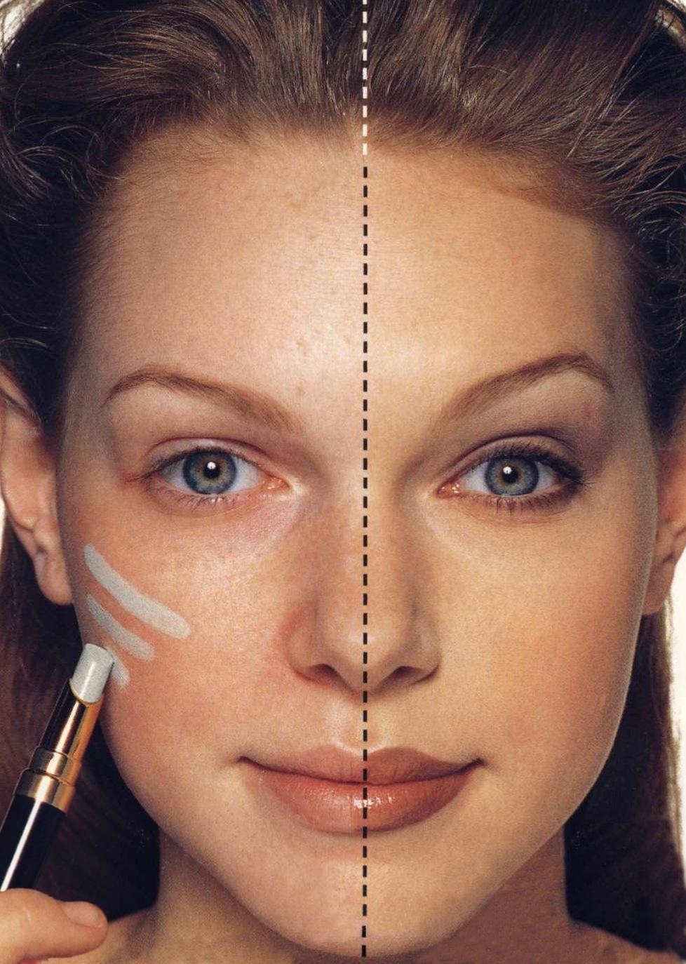 Макияж для пигментированной кожи