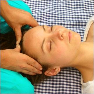Точечный массаж от боли
