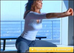 Комплекс упражнений Синди Кроуфорд