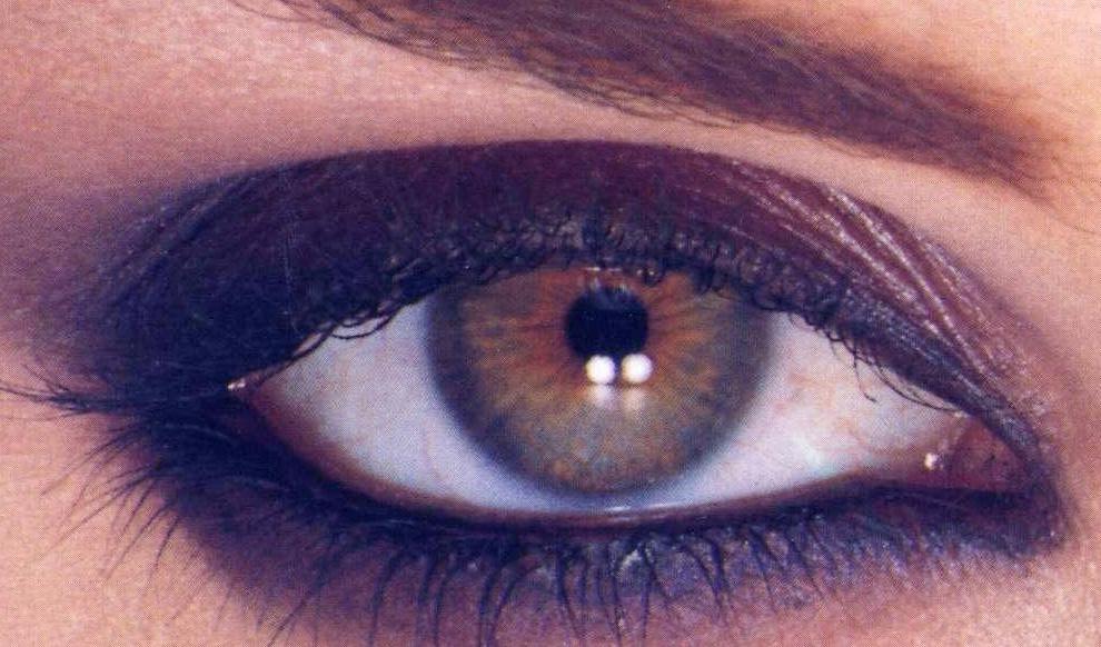 Макияж для глаз: кошачий взгляд